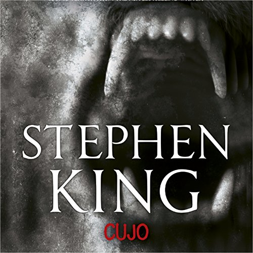 Cujo audiobook cover art
