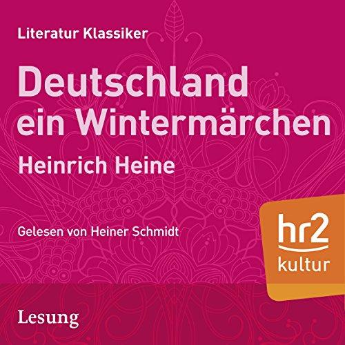 Deutschland: Ein Wintermärchen Titelbild