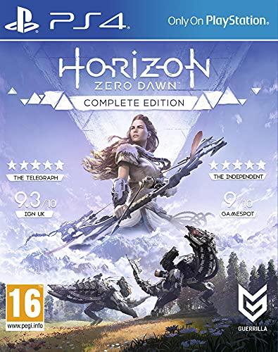 Horizon: Zero Dawn - Complete Edition - PlayStation 4 [Importación francesa]
