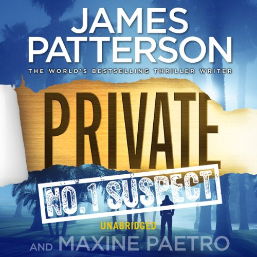 Private: No.1 Suspect audiobook cover art