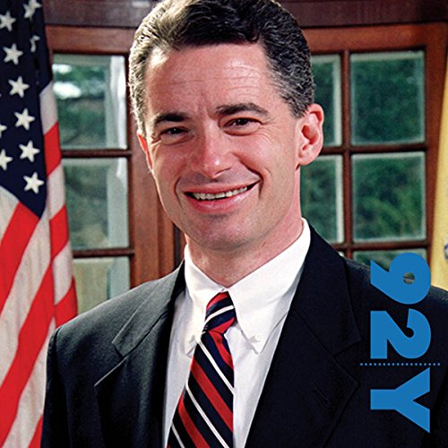 James McGreevey in Conversation with Andrew Sullivan on 'Being Gay in Political Life' at the 92nd Street Y  By  cover art