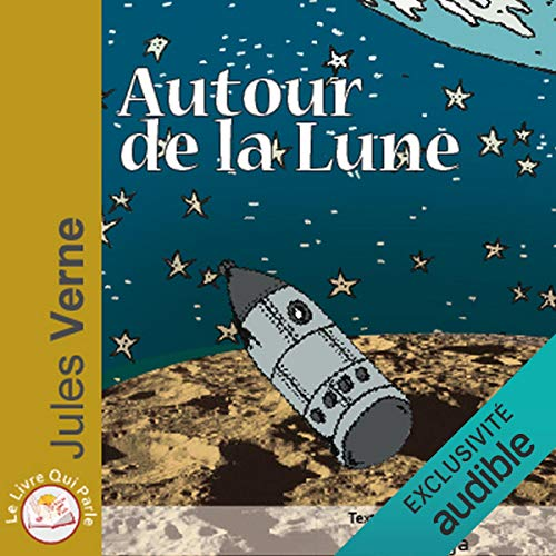 Autour de la Lune cover art