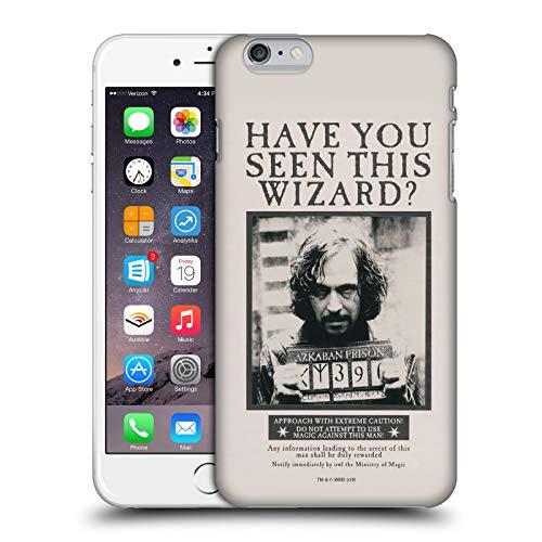 Head Case Designs Oficial Harry Potter Sirius Black Poster Prisoner of Azkaban II Carcasa rígida Compatible con iPhone 6 Plus/iPhone 6s Plus