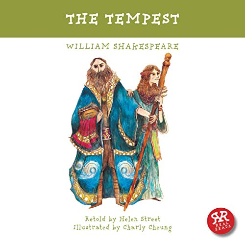 The Tempest                   By:                                                                                                                                 William Shakespeare,                                                                                        Helen Street (adaptation)                               Narrated by:                                                                                                                                 Helen Street                      Length: 35 mins     3 ratings     Overall 3.3