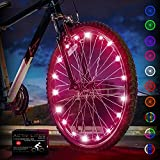 Activ Life Bike Wheel Lights (1 Tire, Pink) Top Birthday Presents for Girls 3 Year Old + Teens & Women. Best Unique 2021 Gift Ideas for Her, Wife, Mom, Friend, Sister, Girlfriend and Popular Aunts
