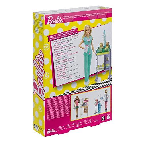 Barbie Docteur pour Enfants Medecin Pédiatre - 6