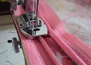 HONEYSEW SA128 Concealed Zipper Foot For Brother