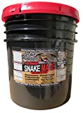 Nature's Mace Snake Repellent 22lb / Covers 10,500 Sq. Ft. / Keep snakes out of your garden, yard, home, attic and more / Snake Repellent / Safe to use around home, children, & plants