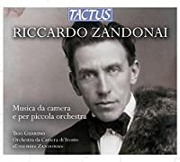 Chamber Music & Works for Small Orchestra by R. Zandonai (2013-10-08)