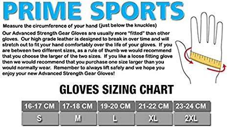 Prime Leather Ultimate Premium Quality Leather All Season Motorbike Motorcycle Sports Bike Riding Rubber Padded Knuckles and Palms for Protection Gloves 9013 Colour Black