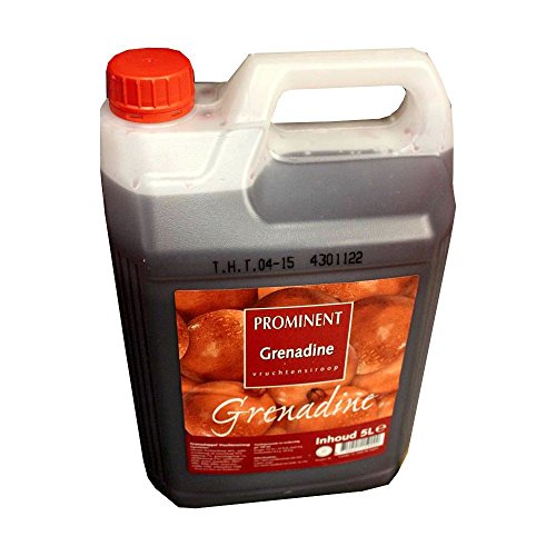 Prominent Siroop Grenadine 5l Kanister (Getränke-Sirup)