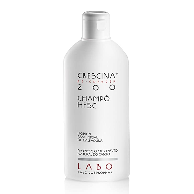 次奨学金流行Crescina 200 Men Shampoo 200ml [並行輸入品]