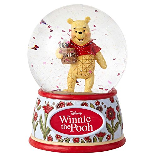 Enesco Disney Traditions Winnie The Pooh Water Globe