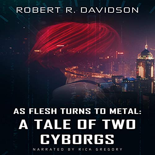 As Flesh Turns to Metal audiobook cover art
