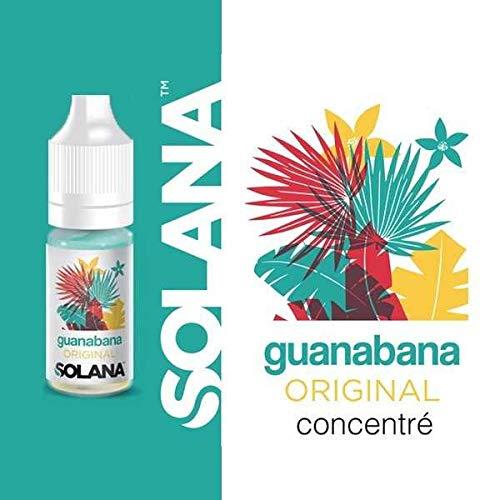 Concentrado de Guanabana 10ml Solana (10 piezas)