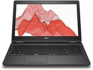 Dell 戴尔 C7R8P 39.62 厘米(15.6英寸)?#22987;?#26412;电脑(英特尔酷睿 i7-7820HQ,8 GB 内存,Win 10 专业版)黑色