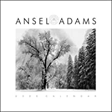 2020 Ansel Adams Deluxe WALL CALENDAR Authorized Edition