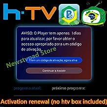 $80 » Brazil Brazilian TV Box Renew Code, Activation Code for Tigre Box Tigre2 Box A2/A3 HTV3 HTV5 /IPTV 5/6,Subscription 16-Digit Renew Code,One Year Subscription Service,TV Box Brazil Activation Code