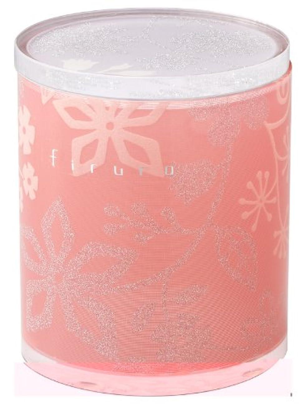 愛国的なリーン高くリス『美しい花柄のアクリル製ケース』 フィルロ 綿棒?コットンケース ピンクフラワー