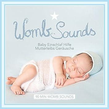Baby Einschlaf-Hilfe Mutterleibs Geräusche: 90 Min Womb Sounds