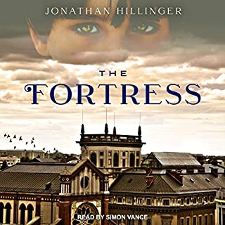 The Fortress audiobook cover art
