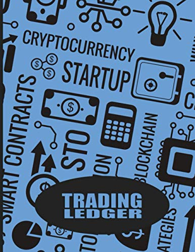 trading ledger: stock option trading organizer logbook, analysis or as planner, journal, Market Strategies Notebook for crypto trader, stock trading for dummies, Women investing, portfolio day planner