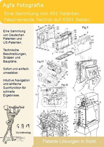Agfa geniale Foto und Kamera Erfindungen: 491 Patente zeigen was dahinter steckt