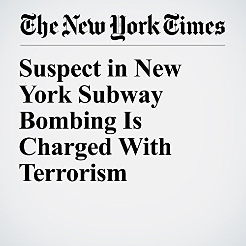 Suspect in New York Subway Bombing Is Charged With Terrorism copertina