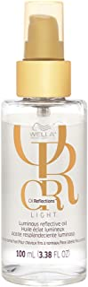 Wella Oil Reflections Light Luminous Reflective Oil, 3.38 Ounce