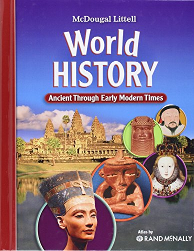 World History Ancient Through Early Modern Times