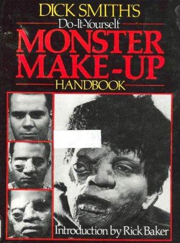 Title: Dick Smiths doityourself monster makeup handbook