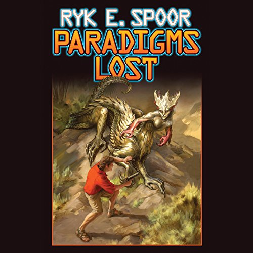 Paradigms Lost Audiobook By Ryk E. Spoor cover art