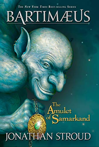The Amulet of Samarkand (A Bartimaeus Novel) by [Jonathan Stroud, Lee Sullivan, Nicolas Chapuis]