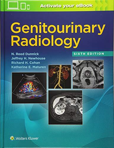 GENITOURINARY RADIOLOGY 6ED (HB 2018)