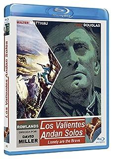 Einsam sind die Tapferen / Lonely Are the Brave (1962) ( ) (Blu-Ray)