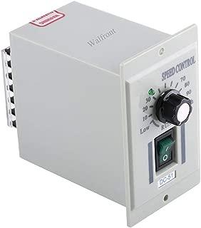 AC DC 110V 24V-90V Motor Speed Controller Switch Electric Regulator for Permanent Magnet 400W DC-51