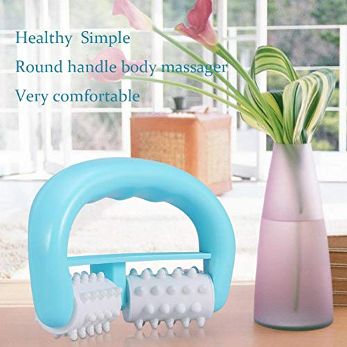 Massager Cell Roller Handheld Body Roller Massager Anti Cellulite Massage Roller for Muscle Soreness and Remove Cellulite