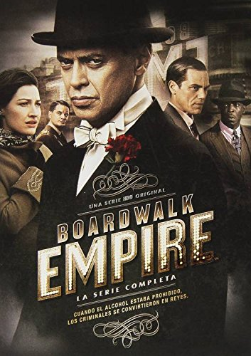 Boardwalk Empire (BOARDWALK EMPIRE: TEMPORADA 1-5, Spanien Import, siehe Details für Sprachen)