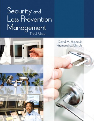 Security and Loss Prevention Management with Answer Sheet (AHLEI) (3rd Edition) (AHLEI - Introduction to Hotel Security)