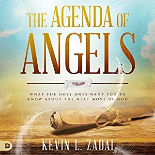 The Agenda of Angels cover art