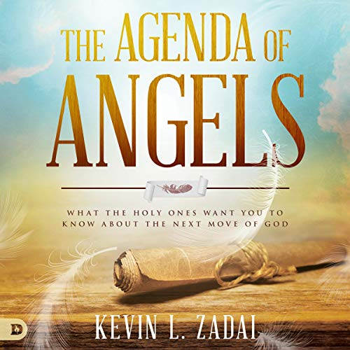 The Agenda of Angels audiobook cover art