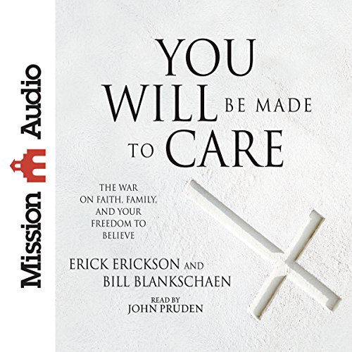 You Will Be Made to Care audiobook cover art
