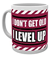 GB eye LTD, Gaming, I Level Up, Taza