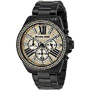 Michael Kors Women's Wren Black Watch MK5961