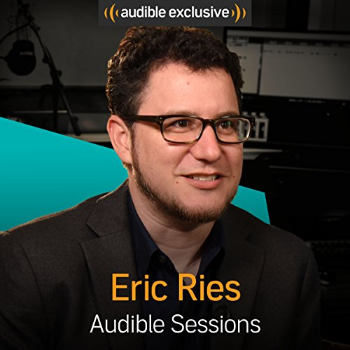 Eric Ries audiobook cover art