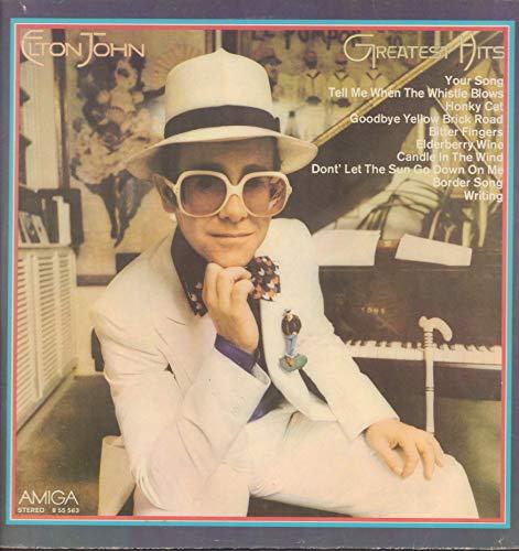 Elton John - Greatest Hits,