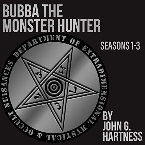 Bubba the Monster Hunter: Books 1-3