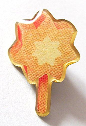 Langnese Eiscreme - Stern Eis - Pin 25 x 17 mm