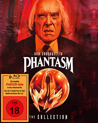 Phantasm - The Collection - Collectionbook im Schuber (+ Bonus-Blu-ray)