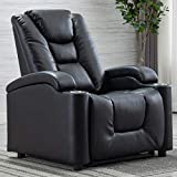 Best Electric Recliners Chairs - CANMOV Electric Power Recliner Chair with Cup Holders Review